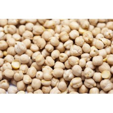 USA Grown Garbanzo Beans 'Chickpeas' 'Kabuli Chana' Raw/Non-GMO/Kosher (18LB)