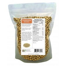 USA Grown Garbanzo Beans 'Chickpeas' 'Kabuli Chana' Raw/Non-GMO/Kosher (10LB)