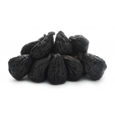 Black Mission Figs in Resealable Bags (1 LB)